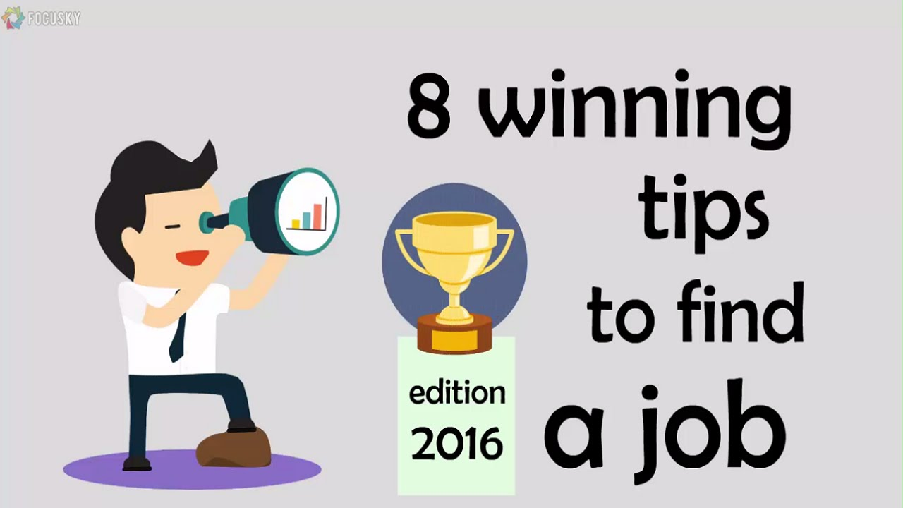winning tips to a job creative thinking 8 winning tips to a job creative thinking
