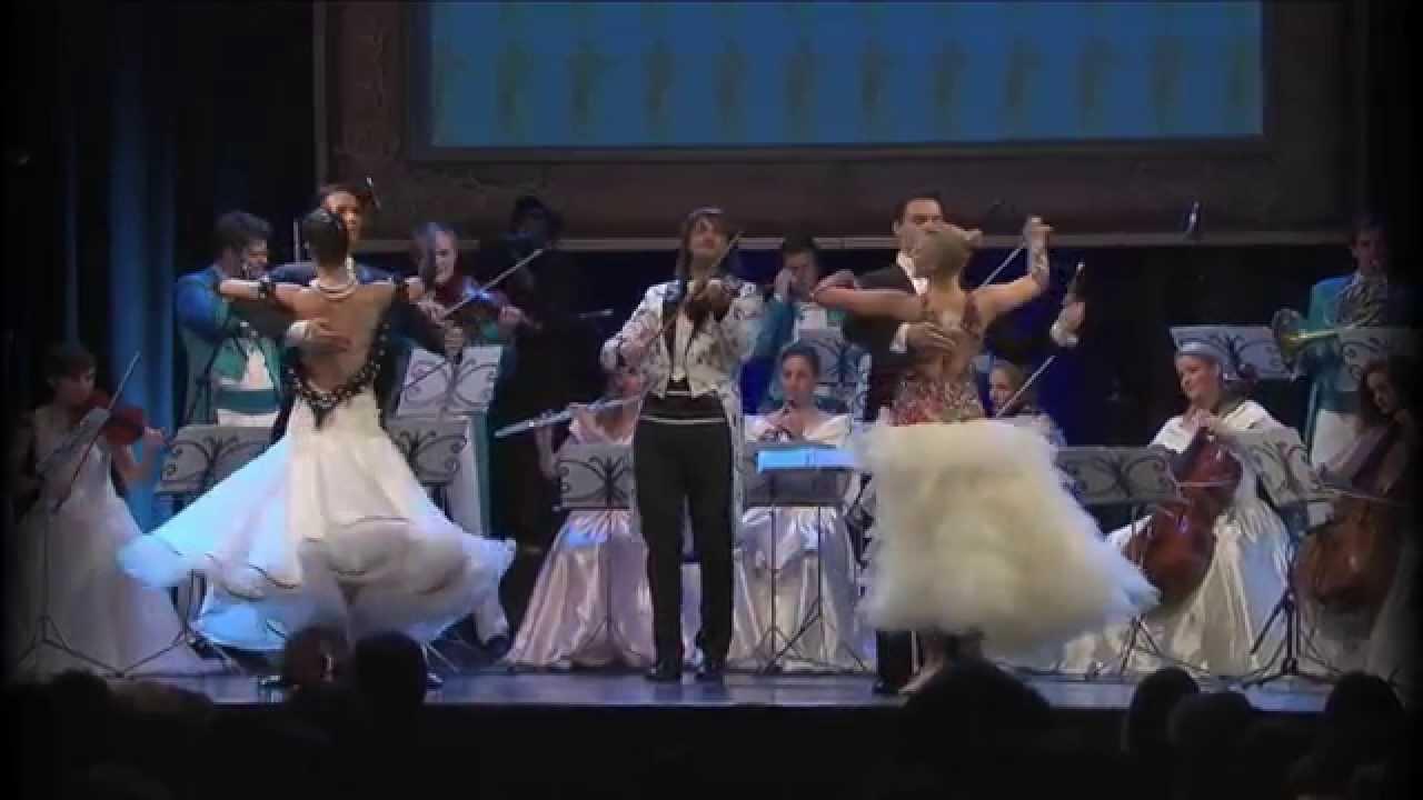 Vienna Strauss Orchestra & Edvin Marton teaser