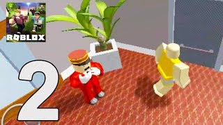 Let's Play Roblox #2 (Hotel Escape Obby) | Android Gameplay | Droidnation