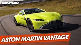 Aston Martin Vantage : Mieux qu