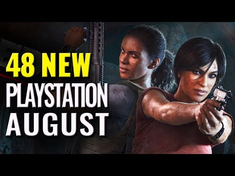 August PlayScores for PlayStation consoles | 48 Best New PlayStation 4 & Vita games of August 2017