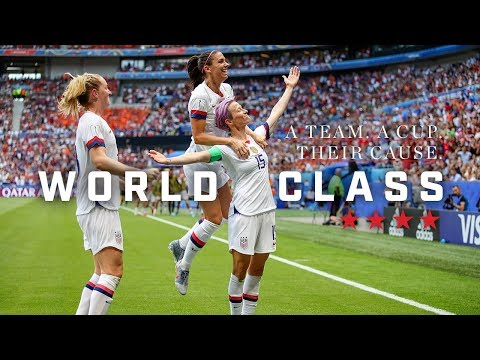 "alex-morgan-&-pinoe-on-'19ers-legacy:-""we-wanna-change-the-world-&-the-game-forever!""---7-9-19"