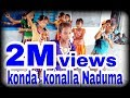 Konda Konalla Naduma video song || Dibiri Dibiri Konda konalla naduma || Star Dynamic Dance