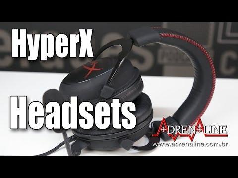 Do Cloud ao Revolver: conheça toda a linha de headsets da HyperX e seus recursos
