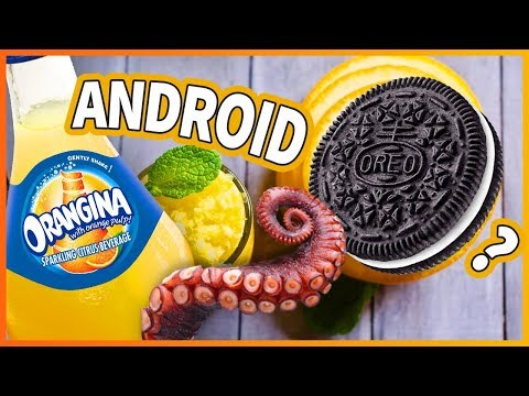 Android 8.0... Oreo? Oatmeal Cookie? Orangina? Octopus?!