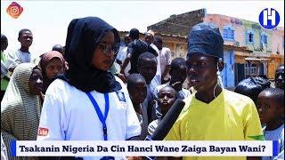 Tsakanin Nigeria Da Cin Hanci Wane Zaiga Bayan Wani?  | Street Questions (EPISODE 38)
