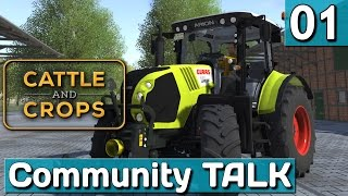 CATTLE AND CROPS - DER TALK ► Unsere Community zum neuen Trailer