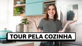 TOUR pela nova cozinha de O Chef e a Chata | Lu Ferreira