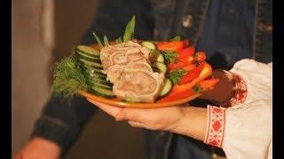 Языки в ушах. Белорусская кухня