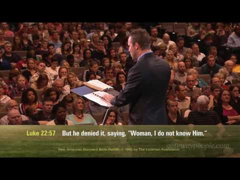 Freedom from the Fear of Man -Pastor Steven LeBlanc