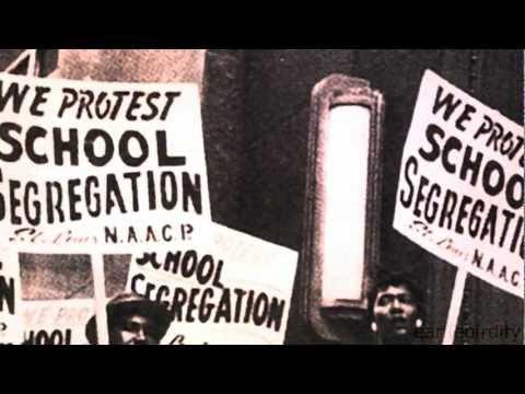 Racial Segregation - 1950s
