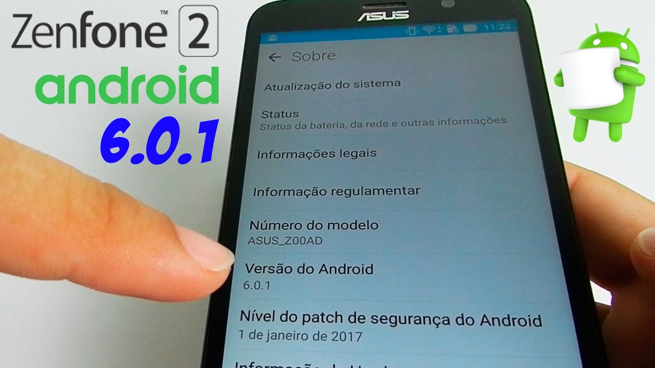 asus zenfone ze551ml android 6