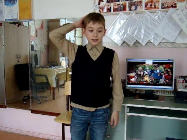 Изображение предпросмотра прочтения – ИванОсипов читает произведение «Разговор с внуком» С.Я.Маршака