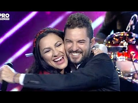 Andra feat. David Bisbal - Without You (Live @ Romanii Au Talent)