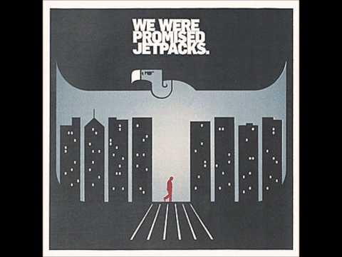 Клип We Were Promised Jetpacks - Act On Impulse