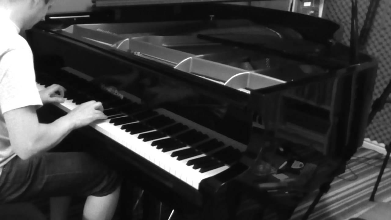 how to play purple rain piano