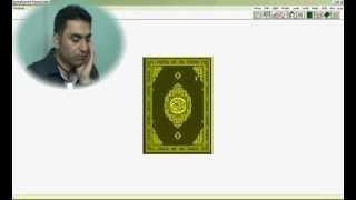 Al-i İmran suresi 88--89 (Doç. Dr. Halis AYDEMİR)