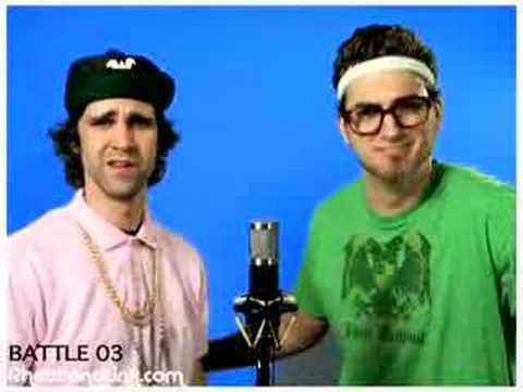 Tax Rap Battle 03 - Beatbox Recorder