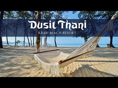 Dusit Thani Krabi Beach Resort - the ultimate beach escape in Krabi!
