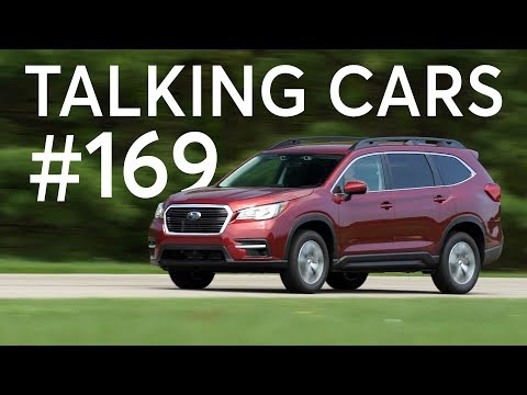 Subaru Ascent Test Results; Audi E-Tron & Lucid Air | Talking Cars with Consumer Reports #169