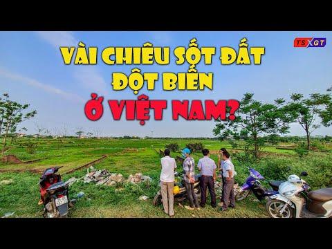 Vài chiêu gây sốt đất đột biến ở Việt Nam?