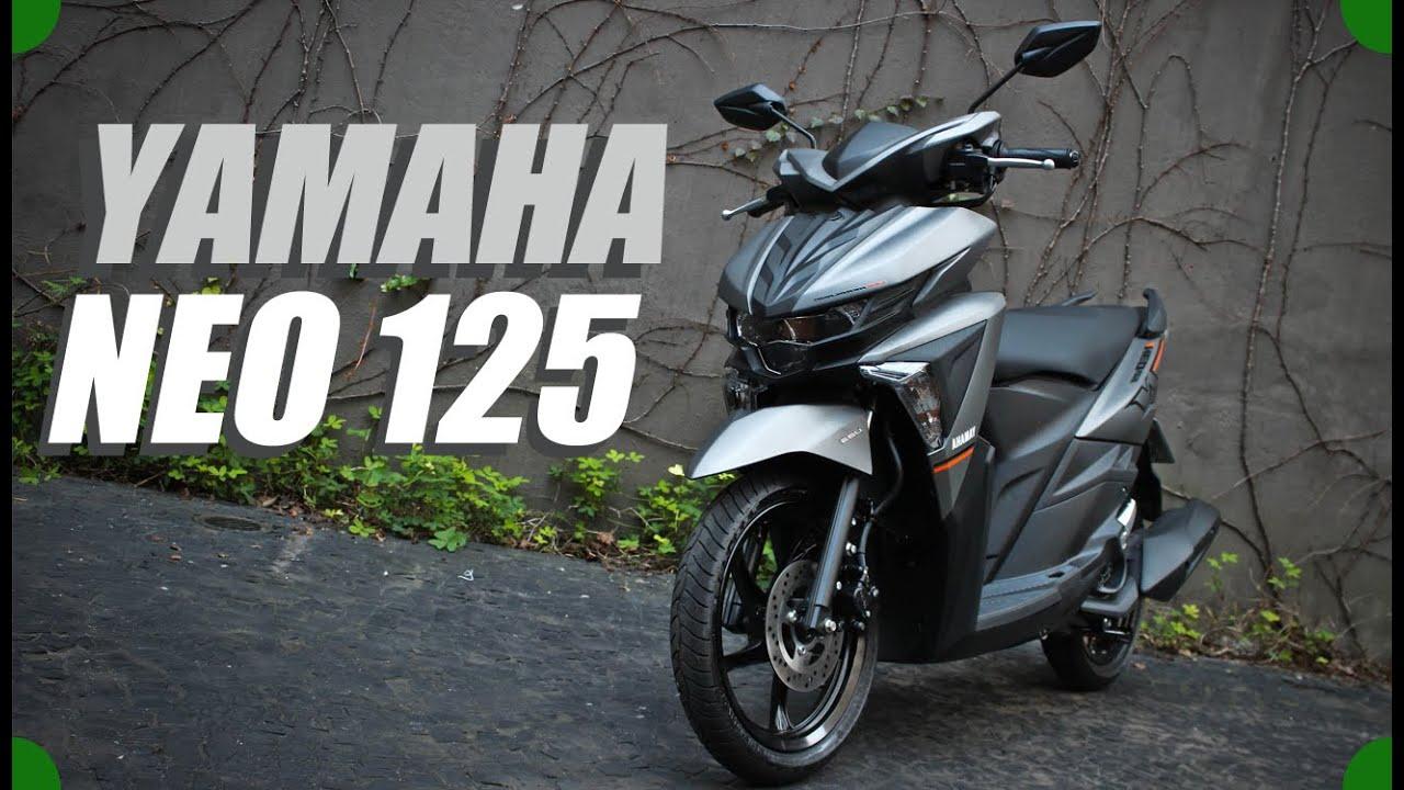 Lanamento yamaha neo 125 moto youtube reheart Choice Image