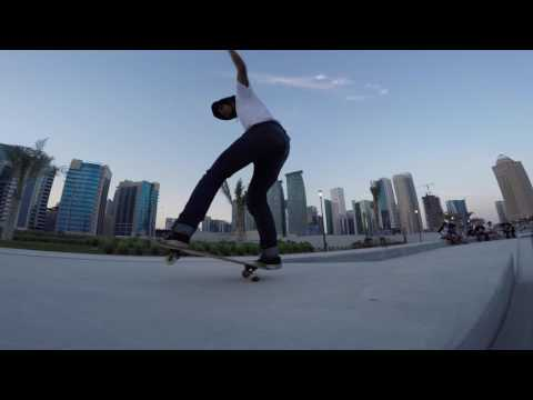 DOHA SKATE SCENE: ON THE RISE 2