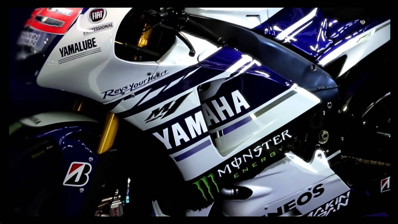 the 2014 yamaha yzr-m1 - youtube