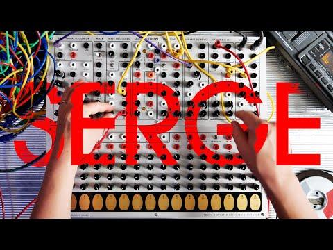 Serge La Bestia 2 by Random Source - overview, sounds, music
