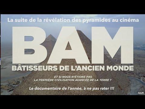 LRDP 2 ≠ BAM La suite de la révélation des pyramides
