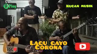 """Gambar cover Lagu Gayo Terbaru 2020 """"Corona"""""""