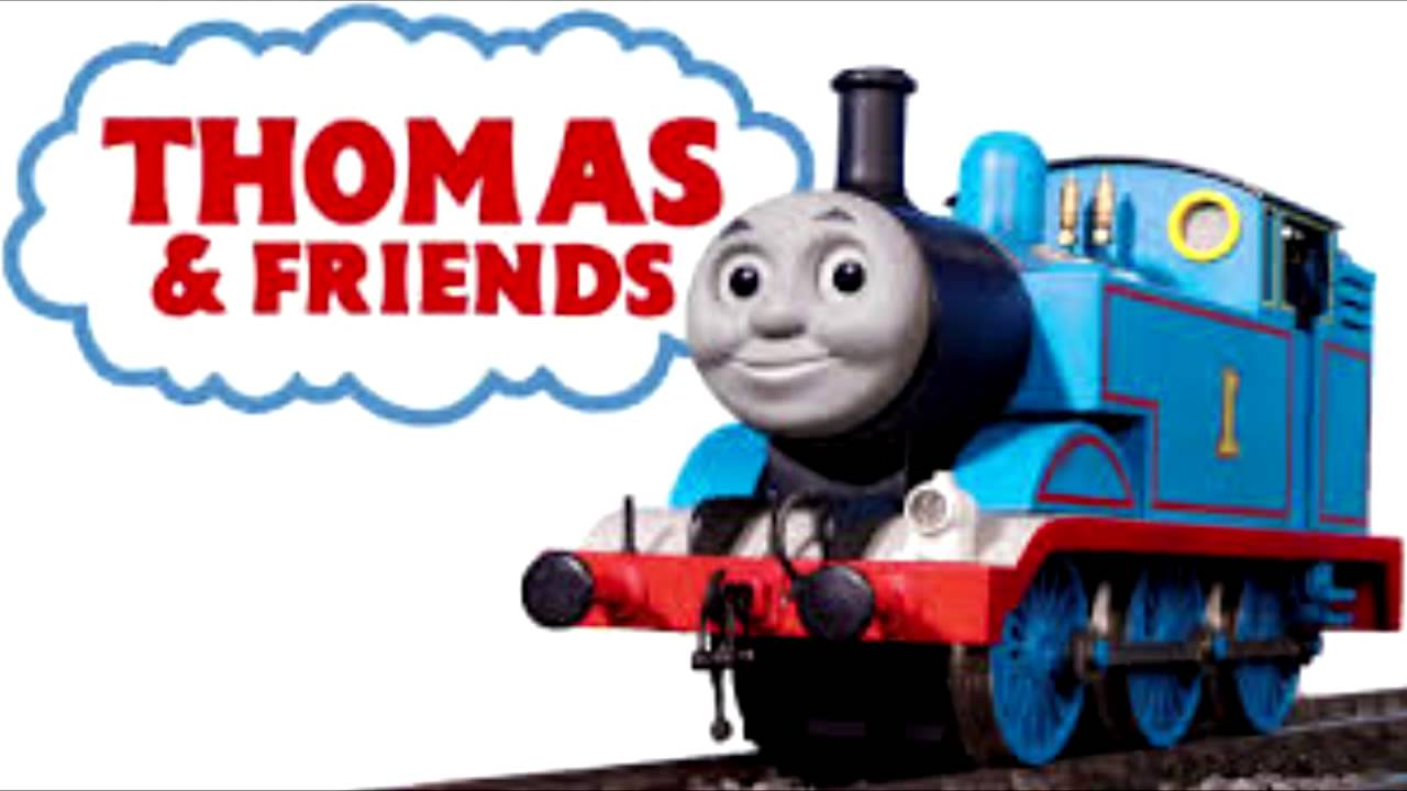 Learning abc with thomas and friends youtube - Background thomas and friends ...
