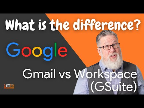 GMail, Google And GSuite Accounts Are Confusing!
