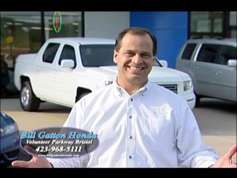 Bill Gatton Honda >> Bill Gatton Honda Tv Ad Youtube
