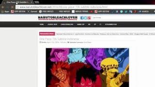 Cara download anime dari narutobleaclover dan solidfile NO IKLAN