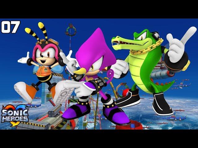 Sonic Heroes (GC) [4K] - Team Chaotix (7/7)