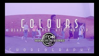 Colours-Blaxx & Andrew 'Hitz' Phillip | Martin Mitchel (Choreography)| Zumba
