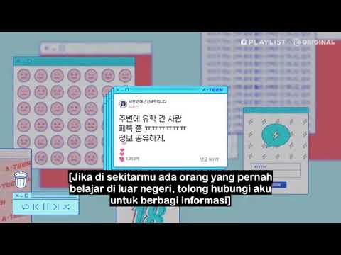 Drama Korea | A-TEEN 2 | Episode 15 | Sub Indo
