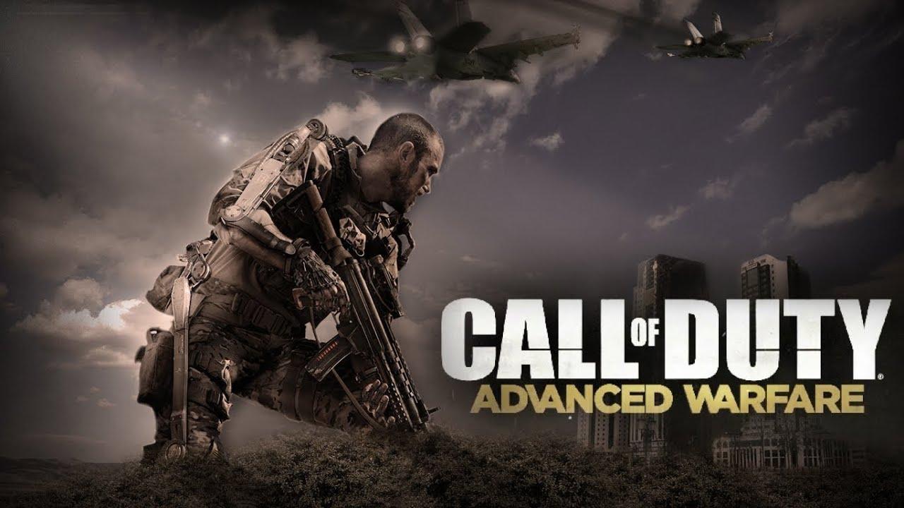 прохождение Call Of Duty Aw часть 3