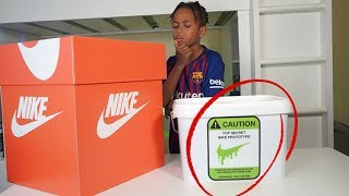 I HAVE BEEN TRICKED BY NIKE!! (Halloween Special)