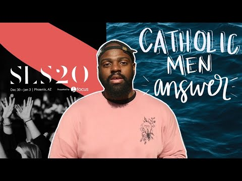 What Catholic men look for in a woman | SLS20 Interviews