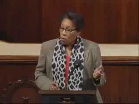 Rep. Fudge Observes the War on Poverty 50th Anniversary