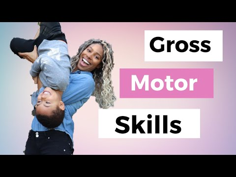 Are Your Child's Gross Motor Skills On Track?