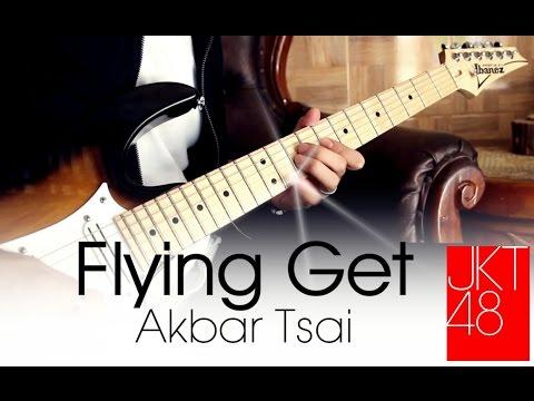 JKT48 - Flying Get (Guitar Cover)