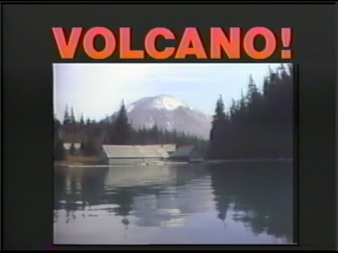 ABC News - Volcano! The Eruption of Mt. St. Helens