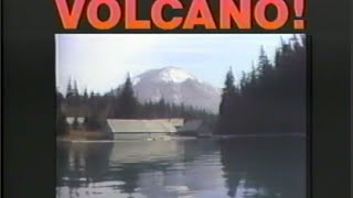 Volcano! The Eruption of Mt. St. Helens