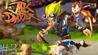 Jak and Daxter: The Precursor Legacy Walkthrough   Part 3   Forbidden Jungle
