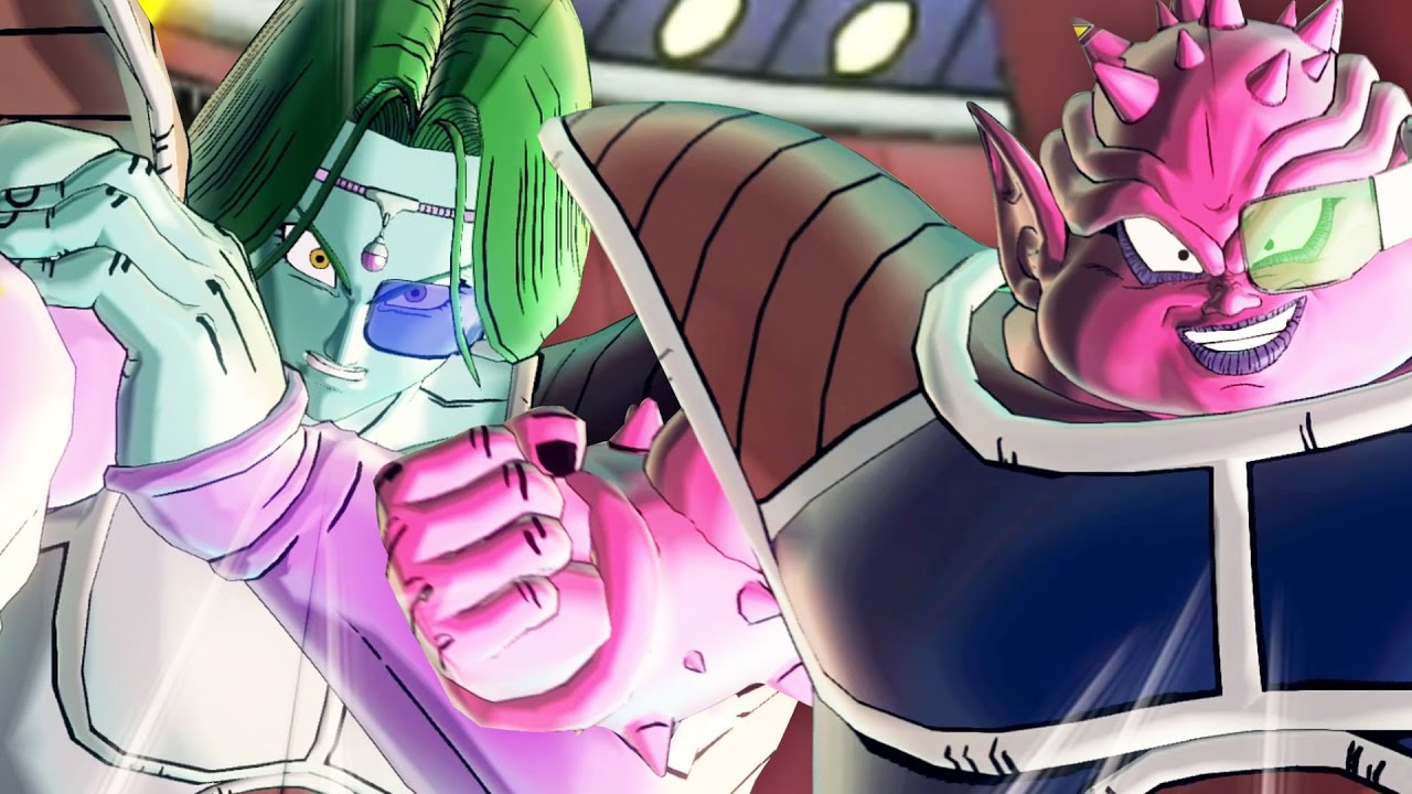 dragon ball xenoverse 2 how to join the frieza force