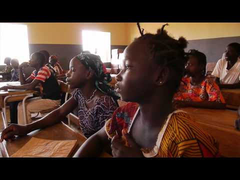 Child-friendly village schools support education for all in Mali