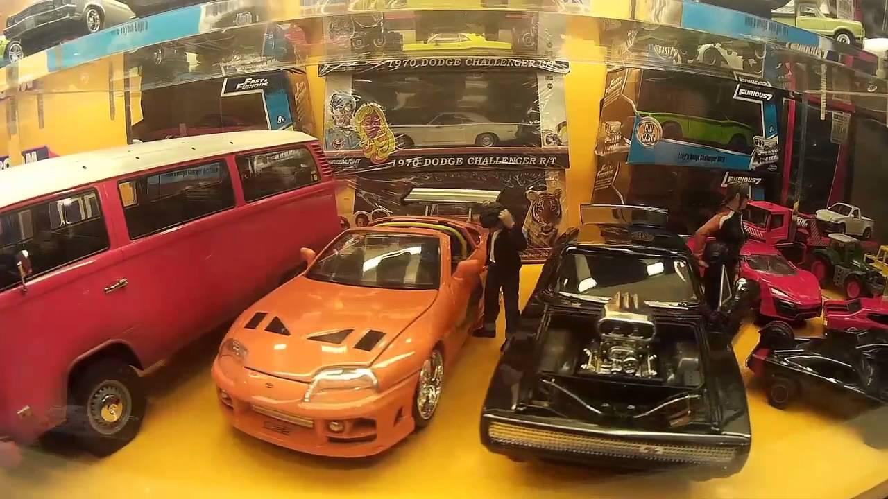 Toy Car Display Toy Kingdom Youtube